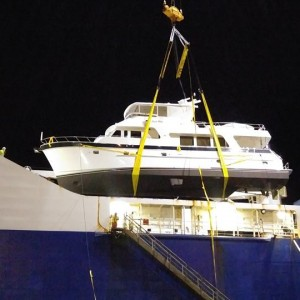 United Yacht Transport, Shipping an Outer Reef Yacht, Boat Show Season Is  Here, Ship Today