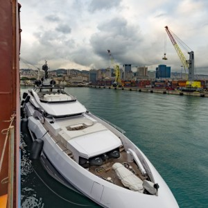 United Yacht Transport, Genoa to Antigua, North American Leader in Yacht Transport