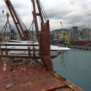 United Yacht Transport, Yacht Transport Leader, Ship United This Year