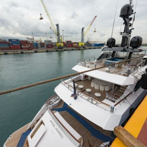 Genoa to Antigua, United Yacht Transport, Leader in Yacht Transport