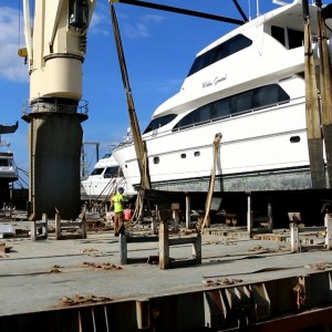 Yacht Transport - United Yacht Transport - M/Y Wishes Granted