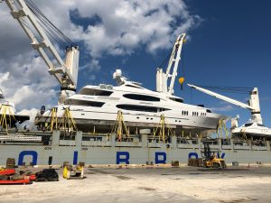 United Yacht Transport - MV Adam Asnyk 5
