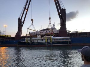 United Yacht Transport - MV Industrial Strength 3