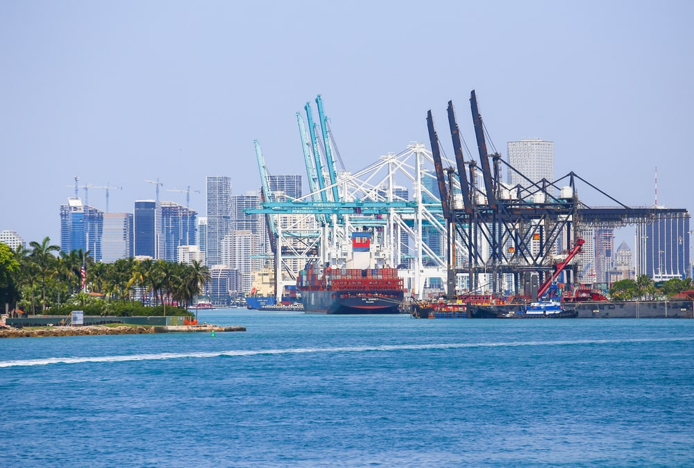 Miami - Yacht Shipping Central